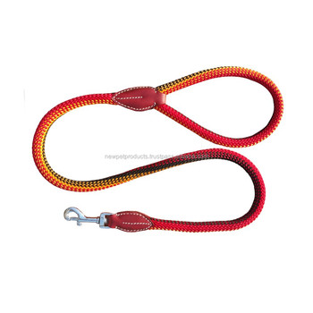 Eco Friendly Dog Comfortable Pet Walking Leash