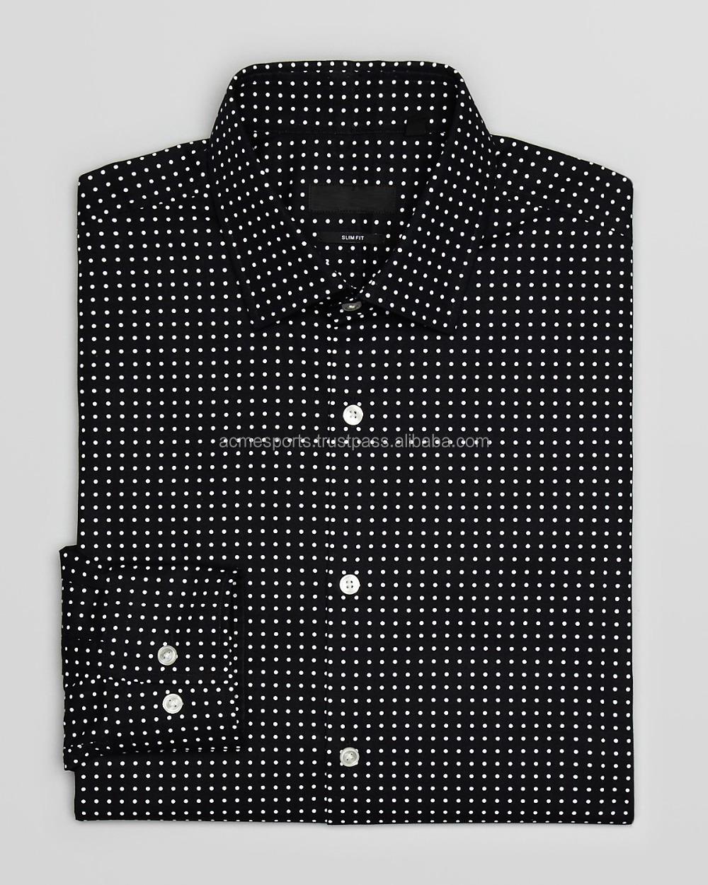 Slim Fit Dress Shirts Men 100 Cotton Tailor Made Custom Made