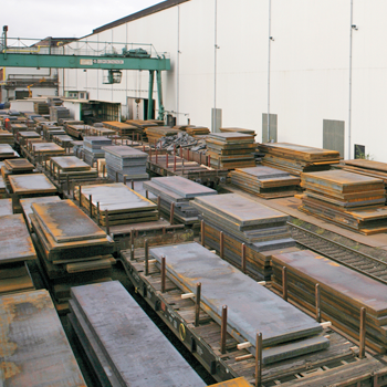 13CrMo4-5 steel plate - heavy plate - thicknesses from 100-300mm