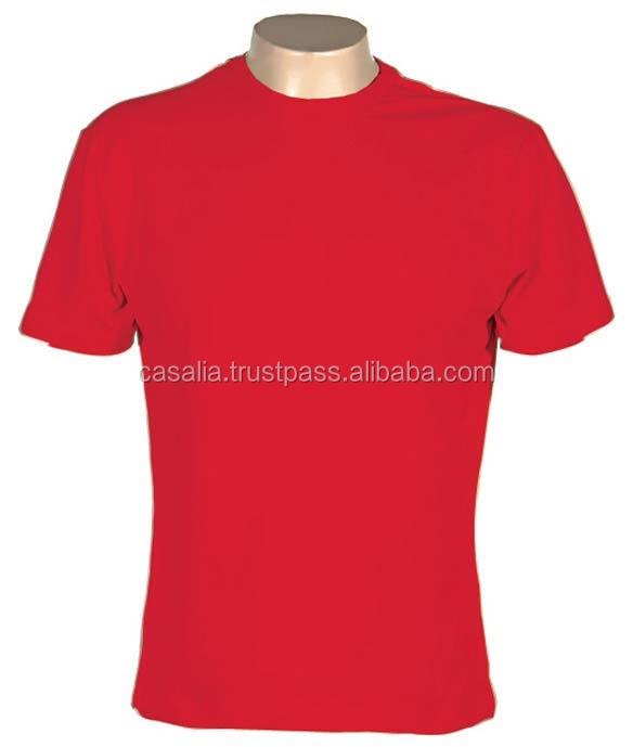 Wholesale OEM cotton Jersey Style T Shirt Men / Custom Style T-shirt / High quality Vietnam T-shirts