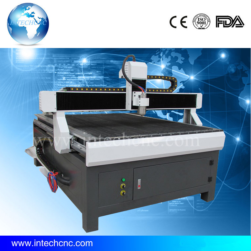China best price multi spindle cnc router 1318 cnc router for Best router motor for cnc