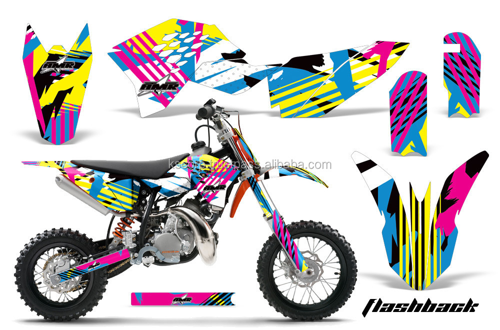 Custom Desgin Graphics Decal Outdoor Car Boat Bikes Strip Stickers - Buy  Sticker For Car,Dirt Bike Graphics Stickers,Car Body Stickers Product on