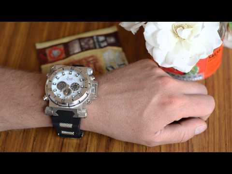 Dwatch 602 Man Divers Watch Japan Movt Watch Review Response
