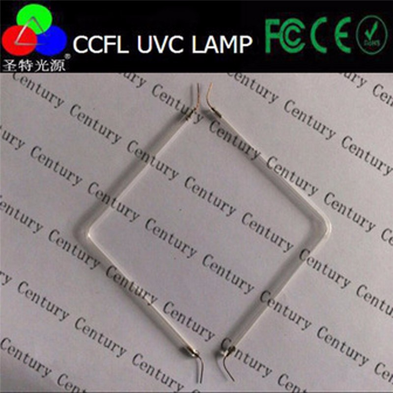 China manufacture custom oem ccfl lamps ccfl uv lights portable fluorescent light