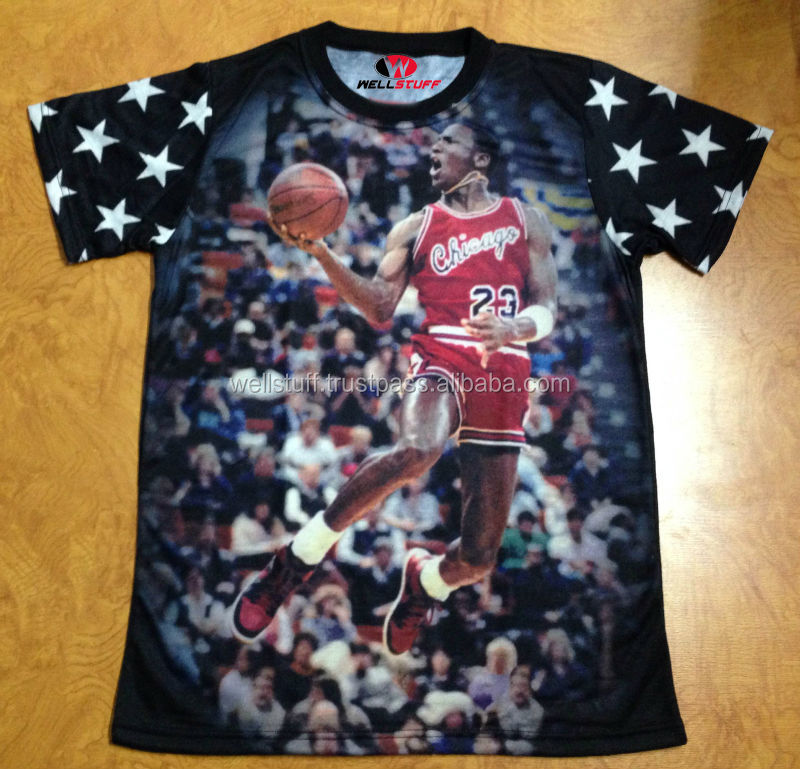 1668e985 Dye Sublimated t shirt / men sublimation printed t shirt / custom all over  printed t