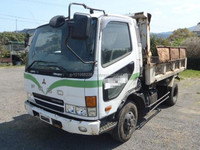Used Trucks - Mithsubishi Fuso Pa-fk71dc Dump Truck (rhd 821570 ...
