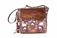 Indian Banjara Gypsy Coin Bag Traditional Clutch Embroidary Shoulder sling Bags