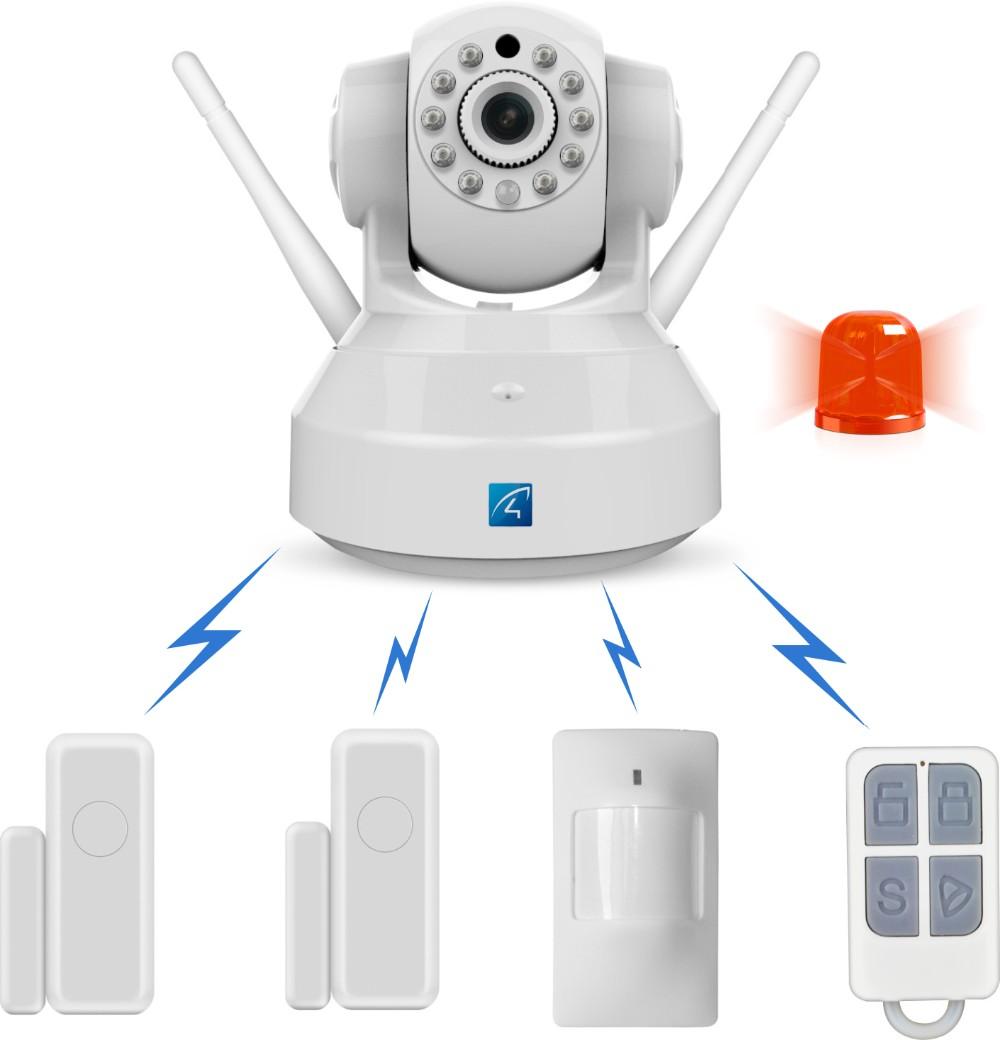 alert alarm kamera