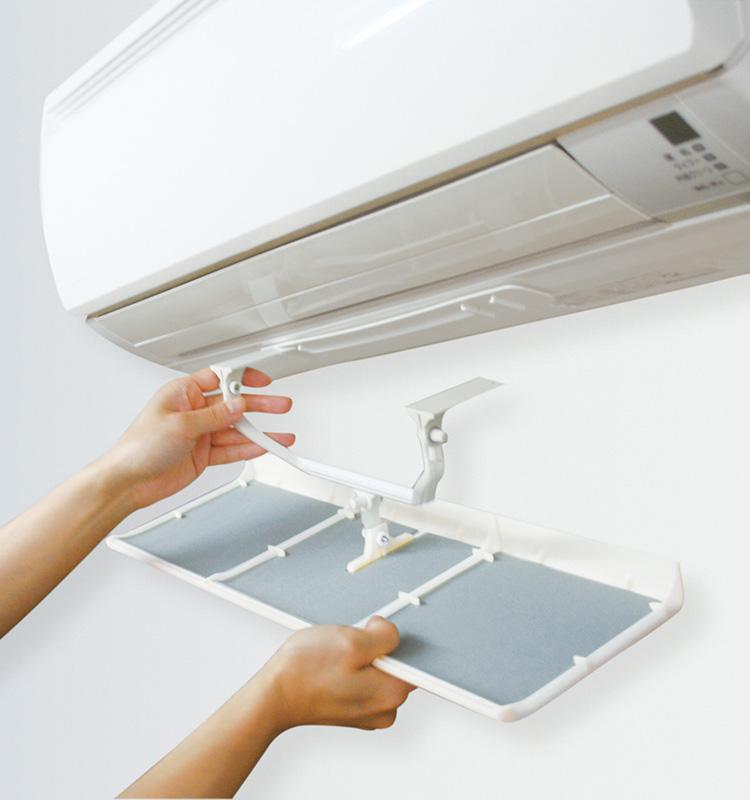 Adjustable Wind Deflector Split Air Conditioner