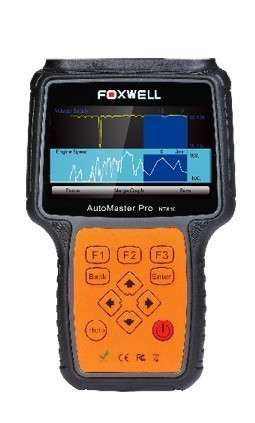 Original High Quality Foxwell NT401 Oil Light Reset Tool Latest Version foxwell nt401 stable and Excellent