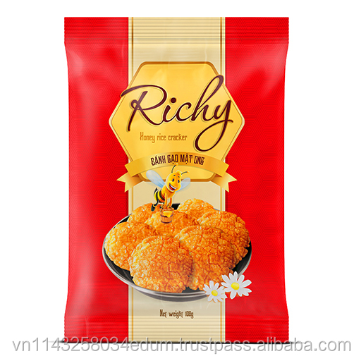 [THQ VIETNAM] Honey Rice Cracker