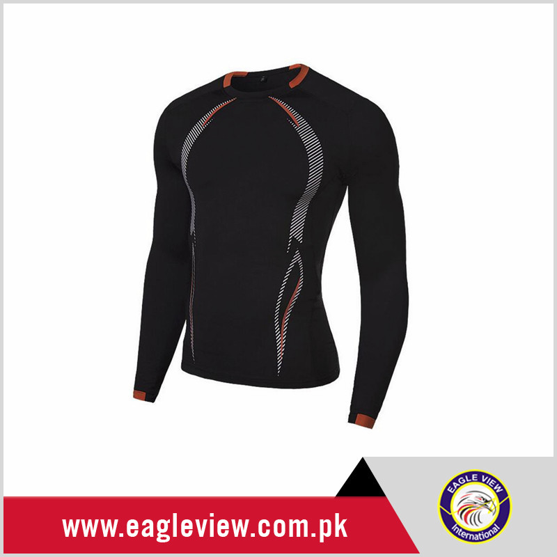Long Rash Guard necessario