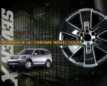 "[7X] KIA Mohave / Borrego - Chrome Wheel Cover Set 18""(no.0583)"