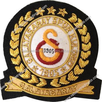Turkey Hand Embroidery Bullion Wire Badges Buy Turkey Hand