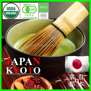 FDA certification traditional Japanese organic green tea wholesale from Kyoto Uji