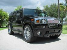 2009 Hummer H2 Luxury 4x4 4dr SUV