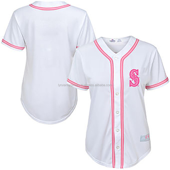 newest 689a0 f917f Plain White White Plain Baseball Baseball Jersey Jersey ...