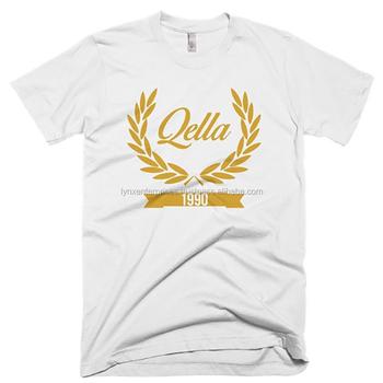 Hoge Kwaliteit Gedrukt Logo T Shirt