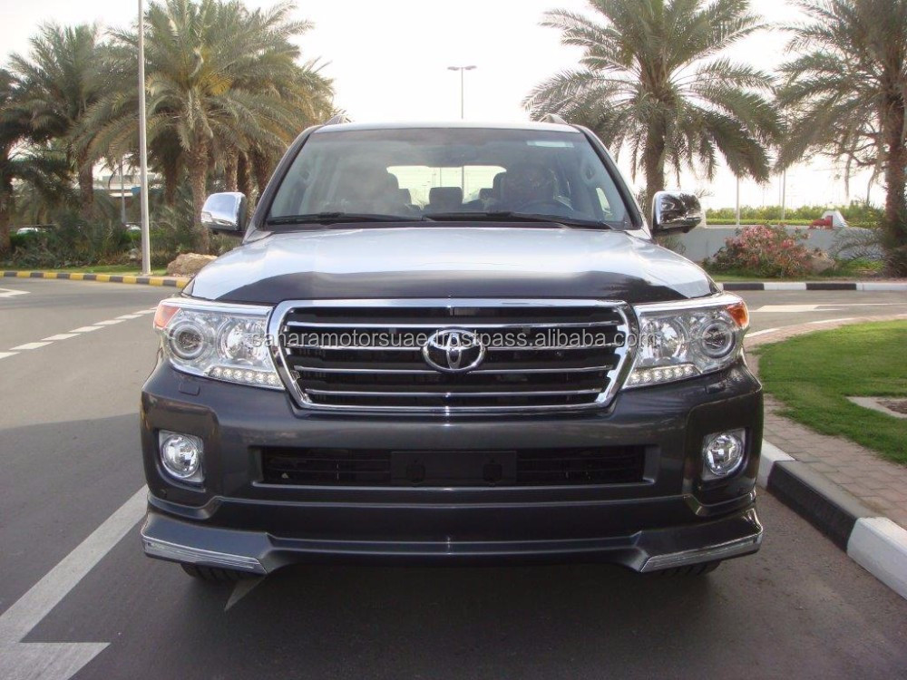 NEW CARS IN DUBAI TOYOTA LAND CRUISER DIESEL AUTOMATIC EXTREME EDITION