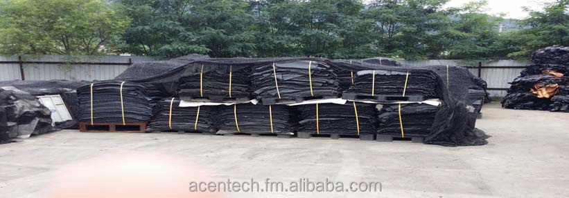 Uncured rubber compound grade A / grade B.