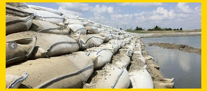 Geotextile Sand Bag And Geobag