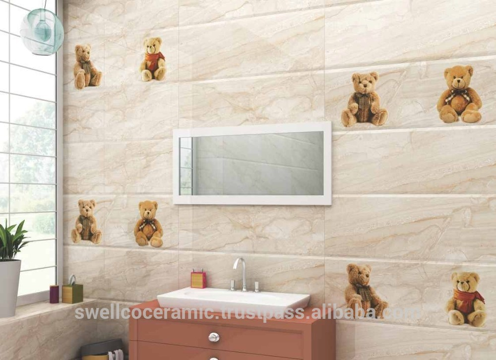 per la parete della cucina e pavimento del bagno piastrelle in ceramica smaltata-piastrelle di ...