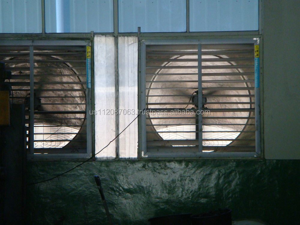 Big Airflow Industrial Exhaust Fan Ventilation Exhaust