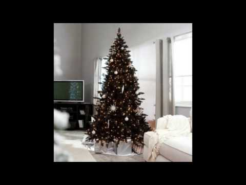 Large Artificial Christmas Trees