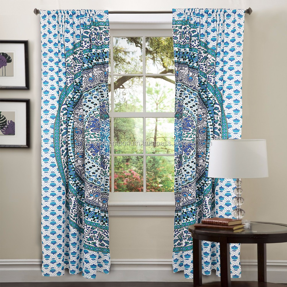 Green indian curtains - India Curtain India Curtain Manufacturers And Suppliers On Alibaba Com