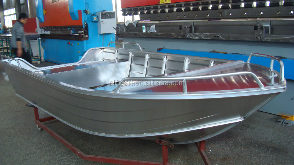 Small Alu Basic Car Topper Boat Hull Aluminum Lightweight