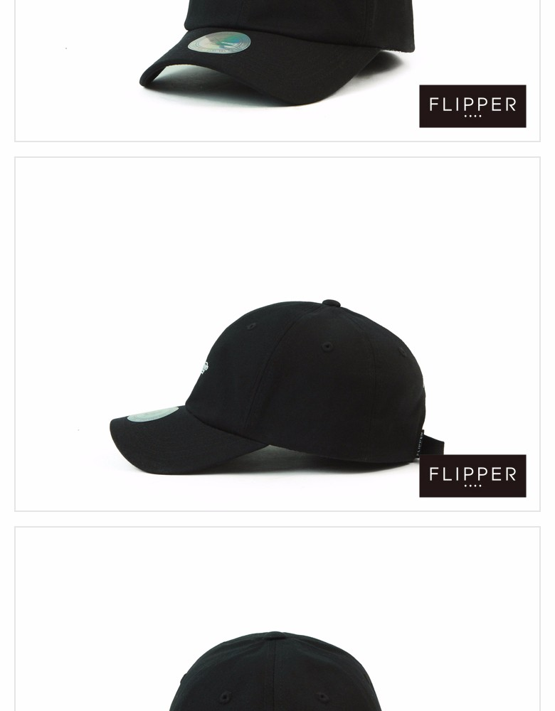 84d0585e3cb0e4 [FL262-FL267] TWO BUCKLE LONG TAIL baseball cap stylish back closure cap