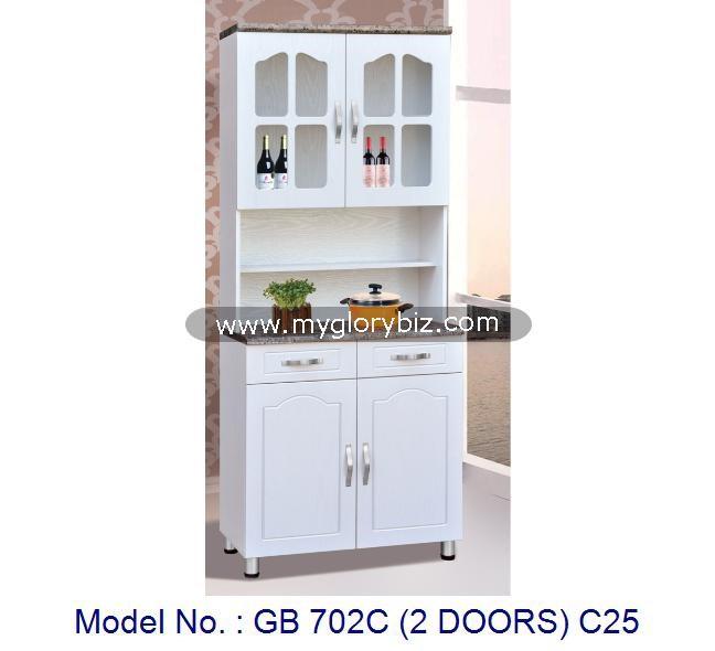 Blanco gabinete de cocina mdf muebles de cocina gabinete for Muebles modulares de cocina baratos
