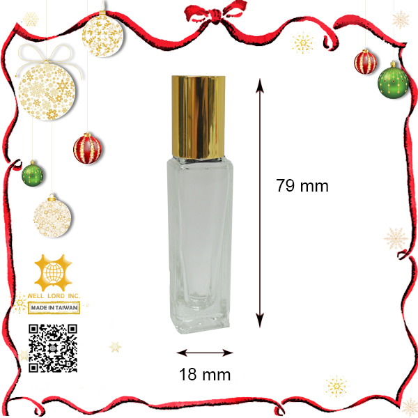 Exclusive Christmas home decoration luxury candle packaging
