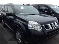 SECONDHAND AUTOMOBILES FOR NISSAN X-TRAIL 20S NT31 FOR SALE IN JAPAN