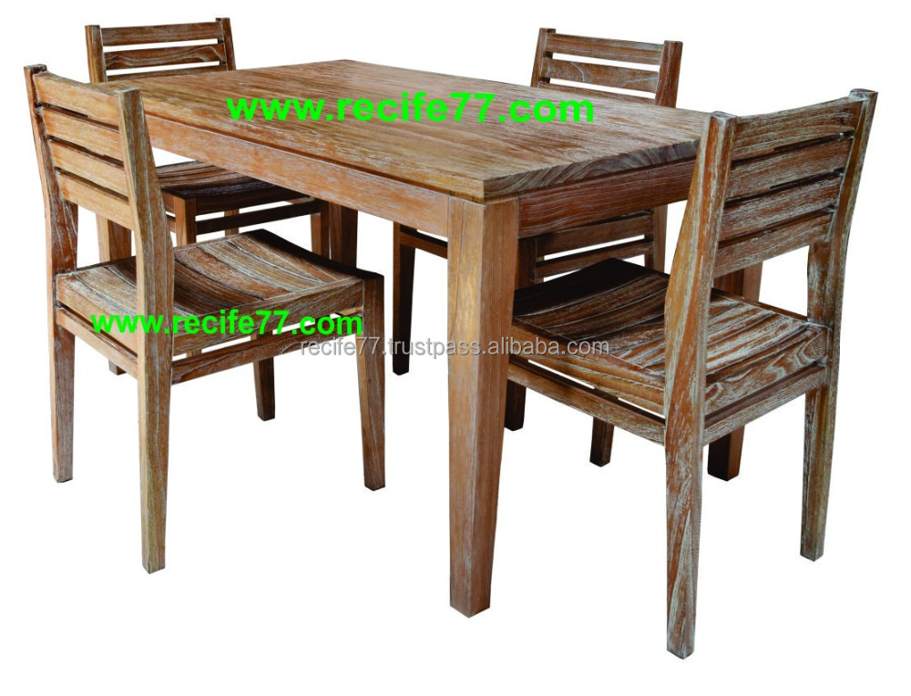 Mindi Wood Dining Table Furniture Mindi Wood Dining Table