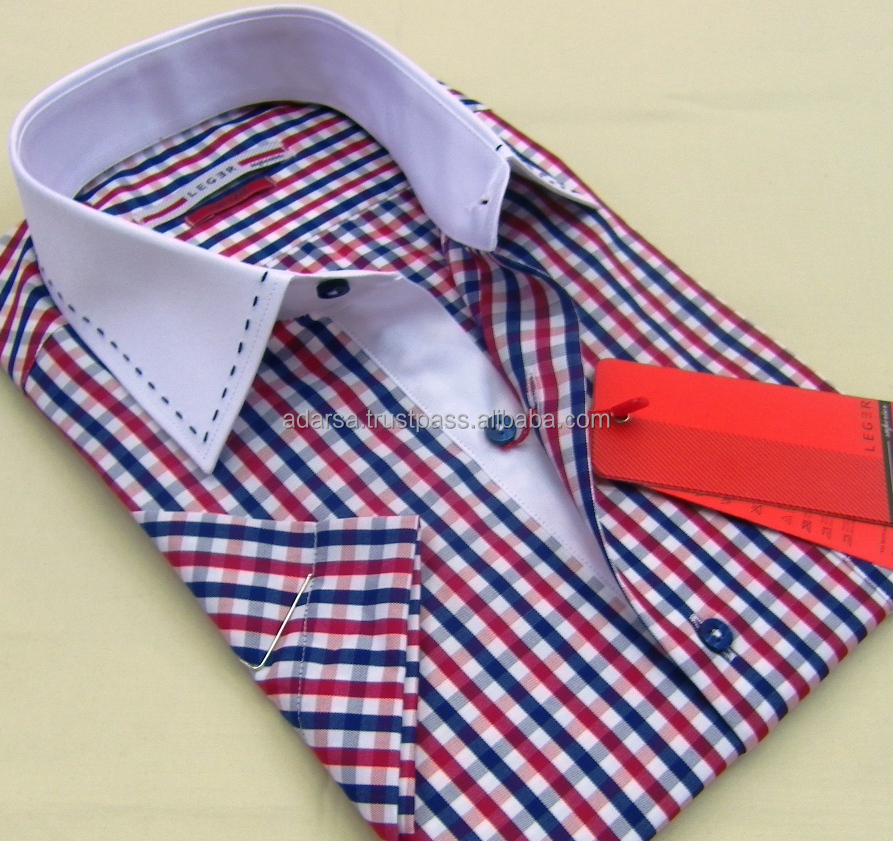 Newest Fashion! OEM Design turkish cotton shirt from direct manufacturer