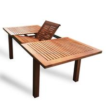 promozione eucalipto giardino tavolo e sedia, shopping online per ... - Sala Da Pranzo Tavolo E Sedie Estensione