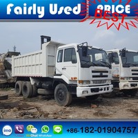 Cheap Used 6x4 Nissan Ud Dump Truck Of Good Condition 6x4 Nissan ...