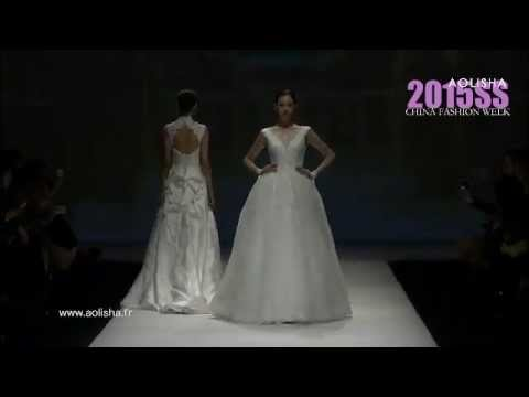 China A-line Wedding Gown, Simple Wedding Dresses, Long Lace Wedding Dresses Wholesale