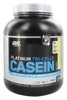 Optimum Nutrition - Platinum Tri-celle Casein - Buy Optimum Nutrition Whey  Protein Product on Alibaba com