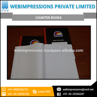 High Quality Counter Books for Sale at Low Market Price