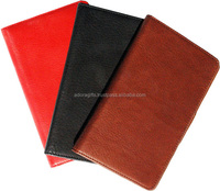ADALO - 0043 PU leather executive organizer low price / leather organizer planner agenda notebook with different colors