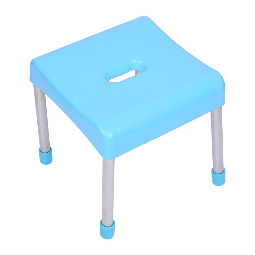 Short Inox Legs Chair, Plastic Chair With Inox Legs For Indoor, Outdoor,  Garden