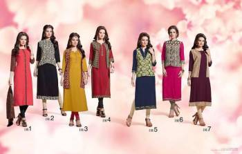 53615c83a Lt Nitya Nx Jacket Style Kurti Kurta For Women Western Wear - Buy ...