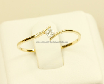 Gold Jewelry Less Than 1 Gram Ring