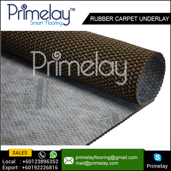 Factory Supplier of High Quality Carpet Underlay Malaysia