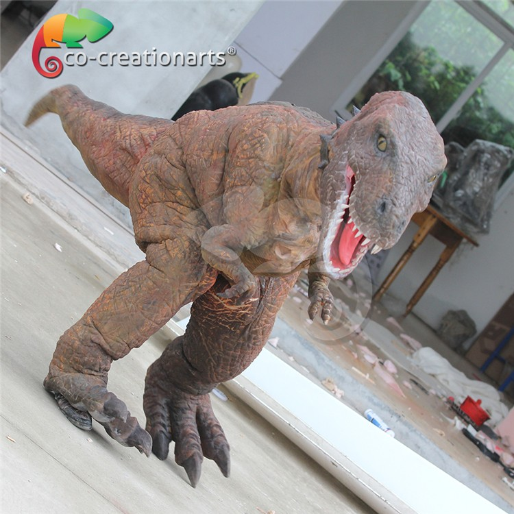 Walking With Youtube Dinosaur Costume, View Youtube