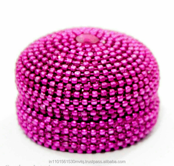 in round druzy jewelry gems from the findings finding fashion hole pendants hot side pave charm beads item handcrafted cz whole