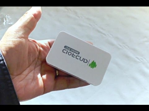 Halo Android Mini Quad Core PC TV - powerful quad core dongle makes your TV rock [Review]
