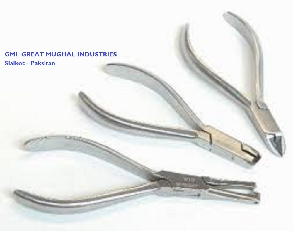 Distal End Cutter Pliers orthodontic wire Cutters dental instruments tools 7889